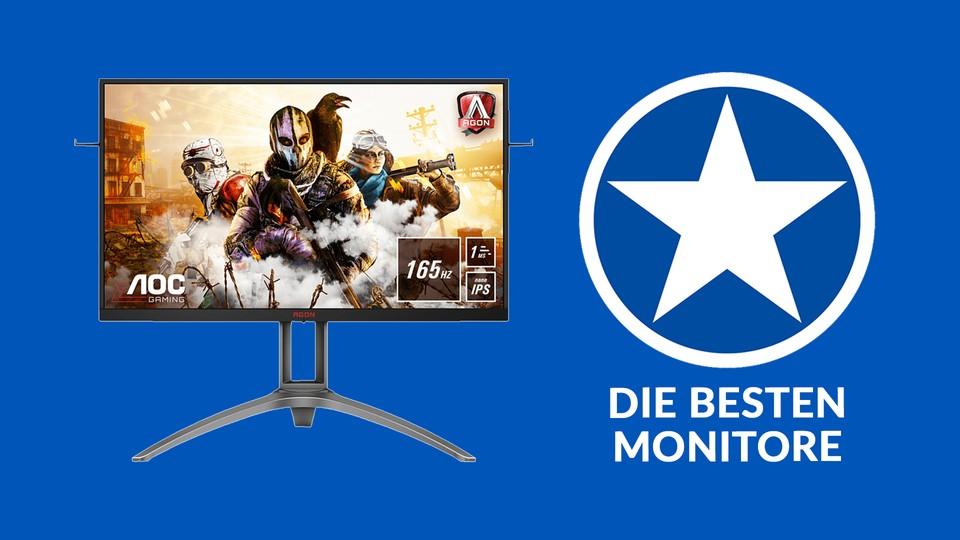 Die besten Gaming-Monitore für Spieler – Kaufberatung Gamer-TFTs