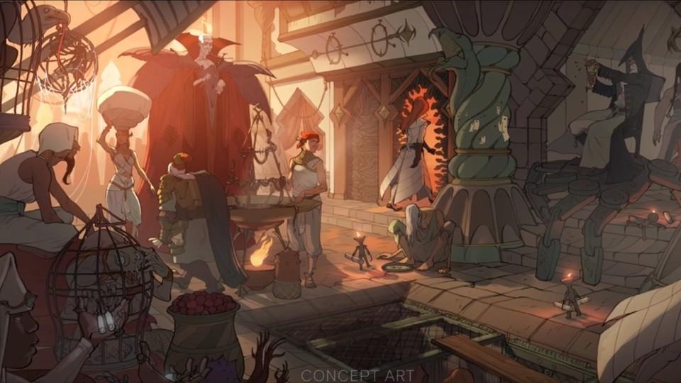 Dragon Age 4: Was uns der neue Teaser über Setting & Schauplätze verrät