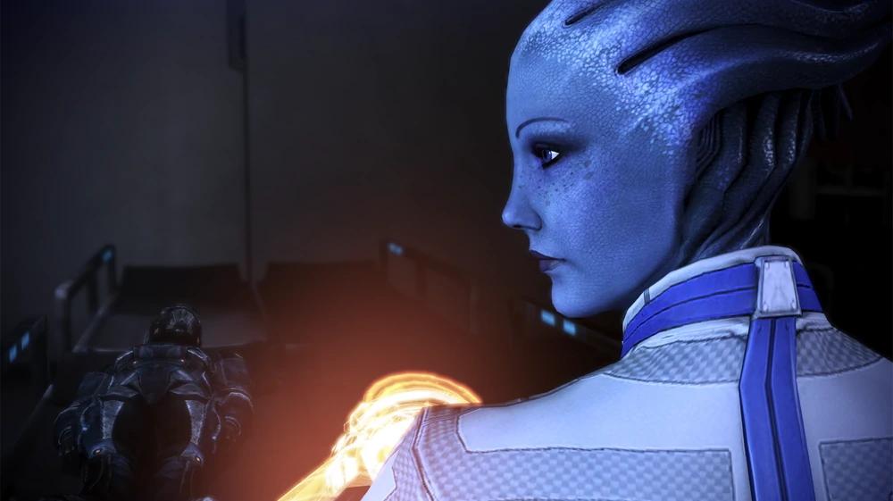 """""""Wir sind definitiv noch nicht fertig mit Mass Effect!"""""""
