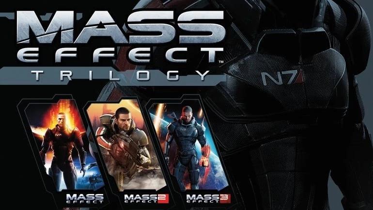 Mass Effect Trilogy Remastered bei Store gesichtet