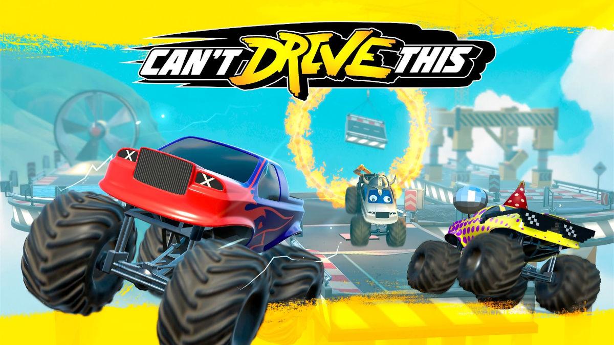 Can't Drive This im Test: Besser als Mario Kart