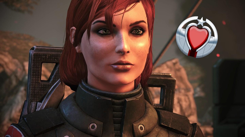 Mass Effect 1: Alle Romanzen und relevante Missionen