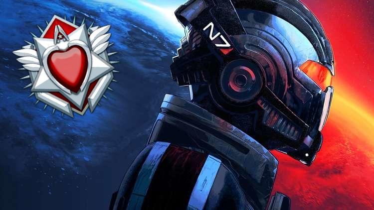 Mass Effect 3: Guide zu allen Romanzen mit Entscheidungen