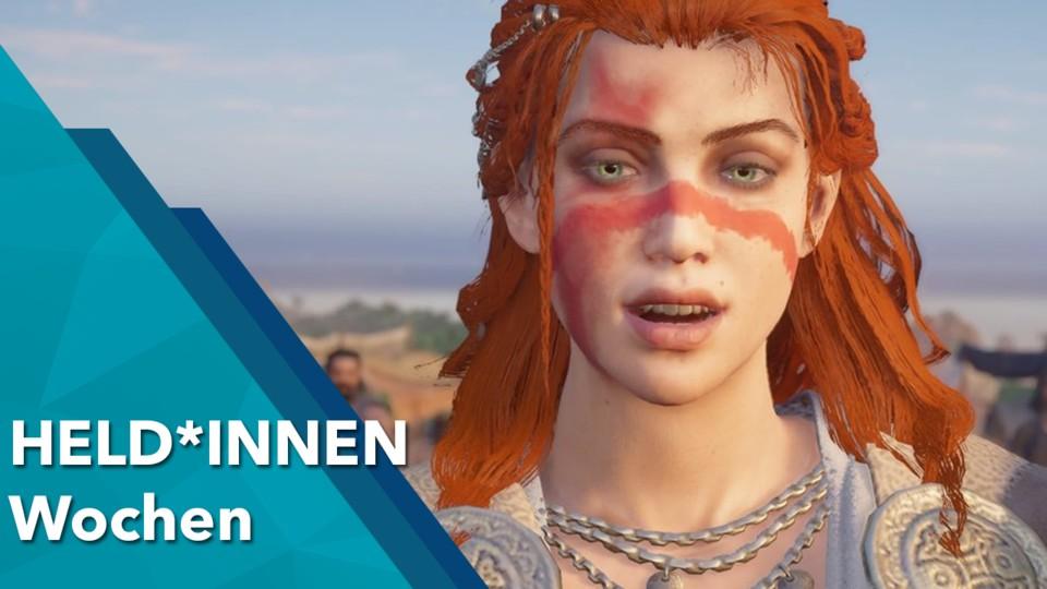 Assassin's Creed Valhalla: Von diesen 5 Wikingerinnen hätte ich gern mehr gesehen