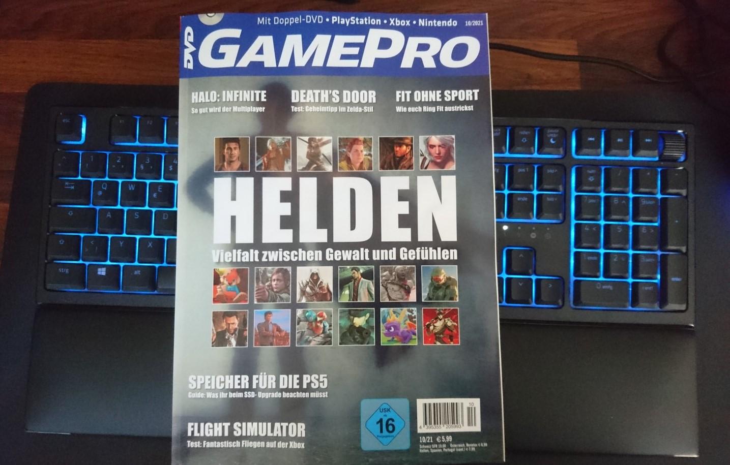 GamePro 10/2021 bestellen