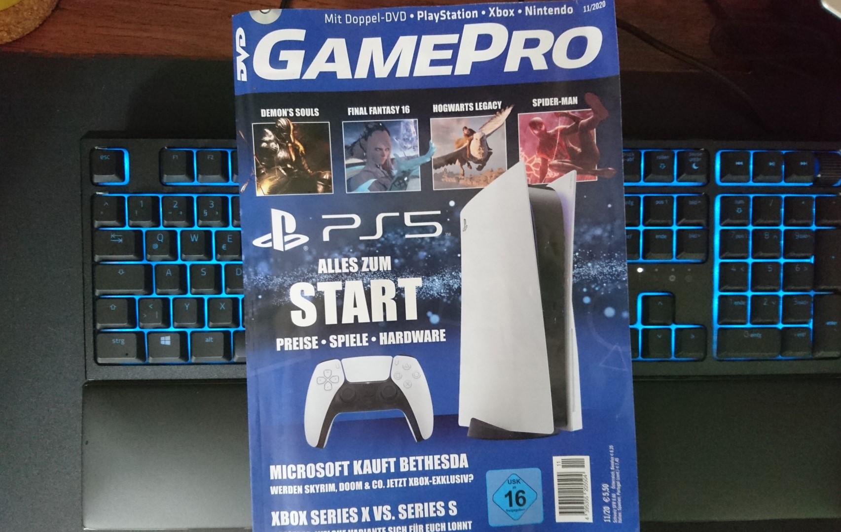 GamePro 11/2020 bestellen