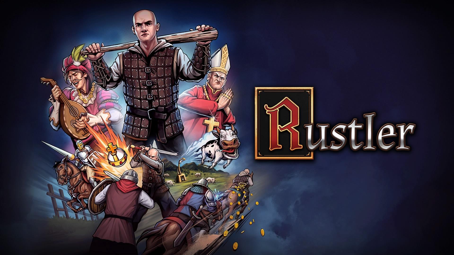Rustler im Test – Das frotzelige Mittelalter-GTA scheitert an seinen Vorbildern
